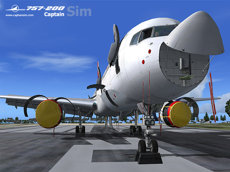 757 Expansion for FS2004/FSX - Canadian Pilots