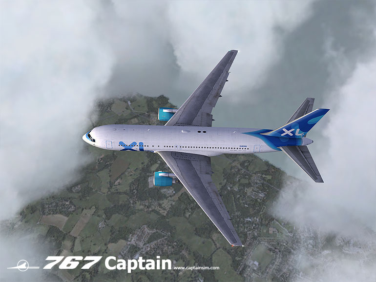 767 Freighter - Community Screenshots - Orbx Community and