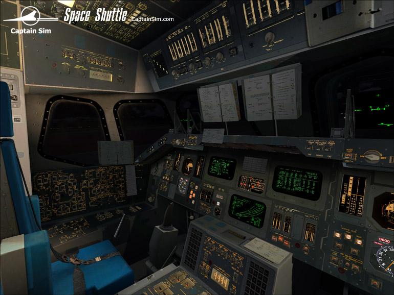 captain sim space shuttle - photo #30