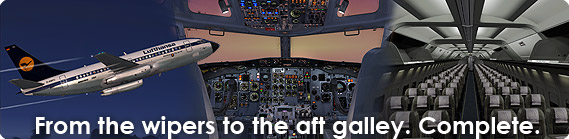 Captain Sim – Boeing 737-200 for FSX and Prepar3D