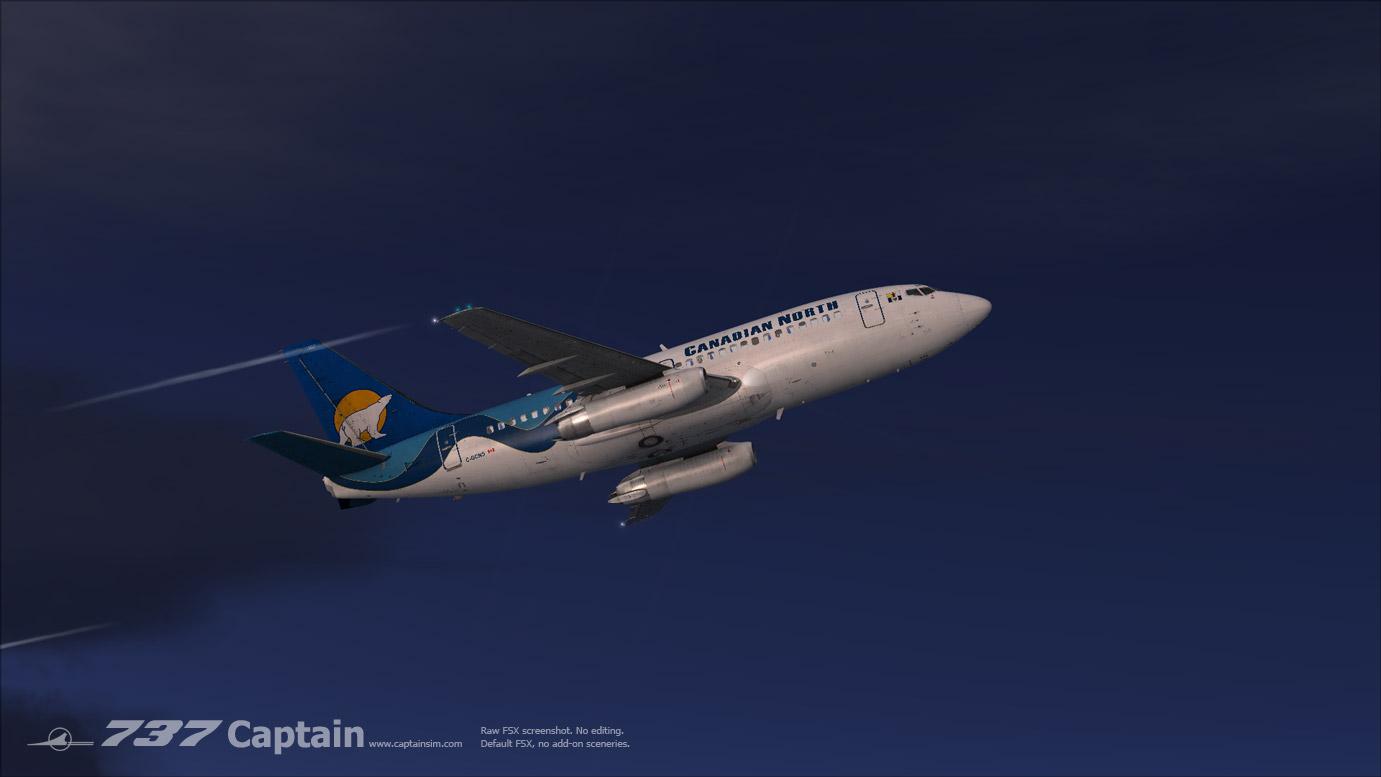 CAPTAIN SIM 737-200 BASEPACK FSX - مرکز هوانوردی ایران