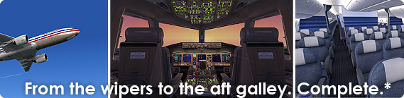 Captain Sim – Boeing 777-200 add-on for FSX and P3D