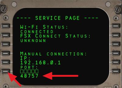 Captain Sim – 757 Wireless CDU